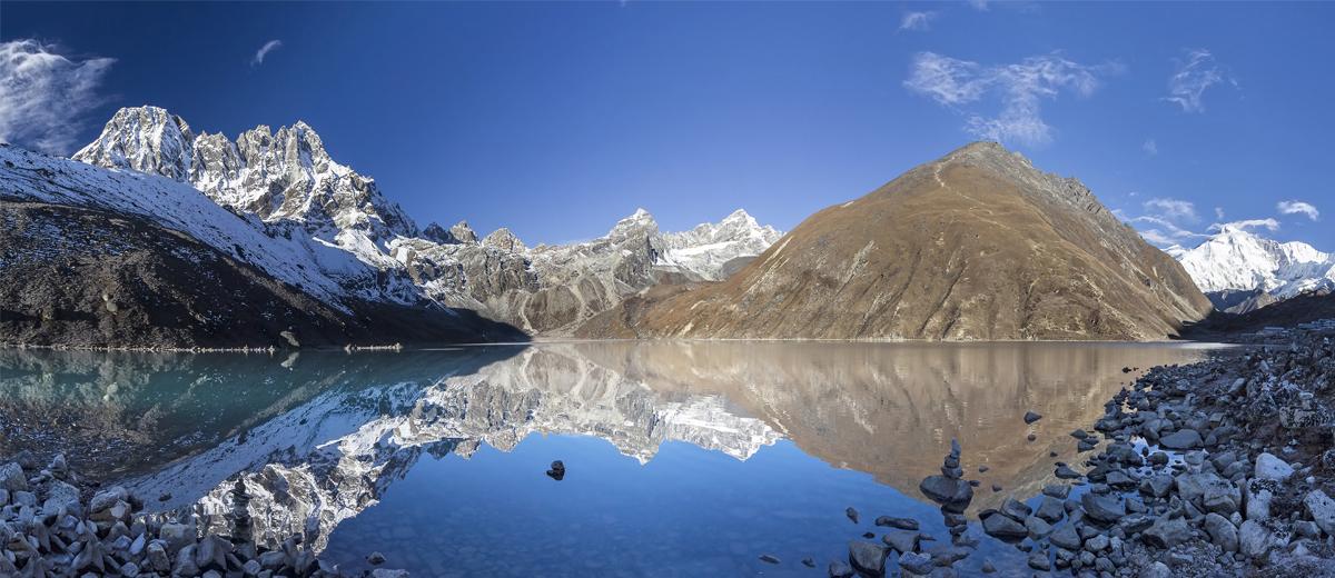 Gokyo Lake In Everest Region