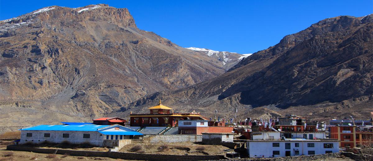 Upper Mustang Trekking Asiana Treks and Tours
