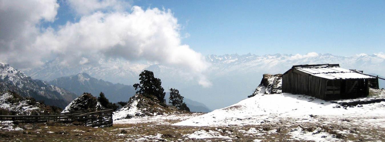 Lower Ganesh Himal