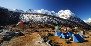 Brilliant-Treks-group-for-Mera-peak-2006